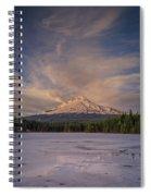 Alpenglow Spiral Notebook