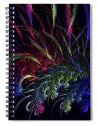 Alpha Persei Spiral Notebook