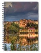 Alpharetta Spiral Notebook