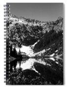 Alpine Lake August 1975 #1 Spiral Notebook