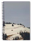 Alpine Pasture Spiral Notebook