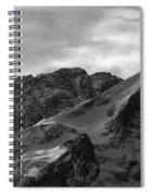 Alpspitze Bavaria 2 Spiral Notebook