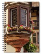 Alsace Window Spiral Notebook