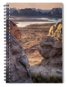 Alstrom Point  Spiral Notebook