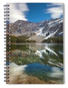 Alta Lakes Spiral Notebook