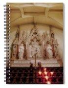 Altar Spiral Notebook