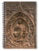 Altarpiece Spiral Notebook