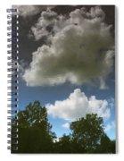 Alternate Dimension Spiral Notebook
