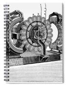 Alternating-current Dynamo Spiral Notebook