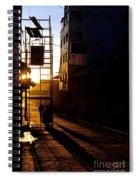 Altiplano Morning Spiral Notebook