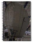 Aluminum Spiral Notebook