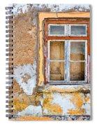 Alvor Window Spiral Notebook