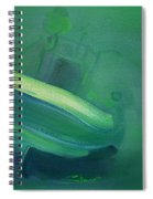 Alvor Working Boat  Spiral Notebook
