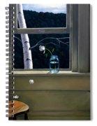 Always Here Spiral Notebook