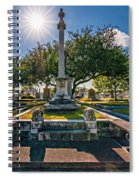 Always Look On The Bright Side Of Life Spiral Notebook