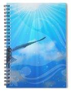 Always Makes My Day Spiral Notebook