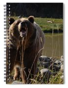 Always The Actor Spiral Notebook