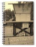 Am Hug Spiral Notebook