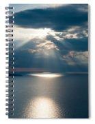 Amalfiana Seascape Spiral Notebook