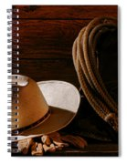 Amarillo By Morning Spiral Notebook