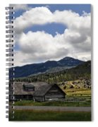 Amazing Clouds Spiral Notebook