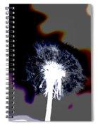 Amazing Dandelion Spiral Notebook