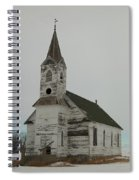 Amazing Grace In North Dakota Spiral Notebook