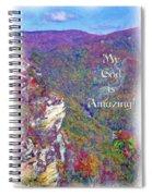 Amazing Spiral Notebook