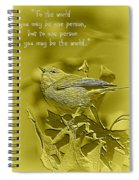 Amazing Person Spiral Notebook