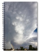 Amazing Storm Clouds Spiral Notebook