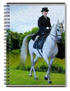 Amazon At The Park Spiral Notebook