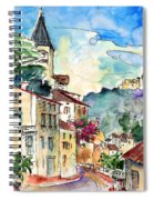 Ambialet 01 Spiral Notebook