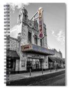 Ambler Theater In Ambler Pennsylvania Spiral Notebook