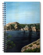 Ambolo Javea Spain Spiral Notebook