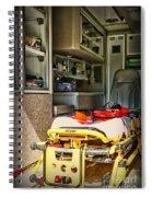Ambulance - Trip Of A Lifetime  Spiral Notebook