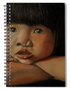 Amelie-an 4 Spiral Notebook