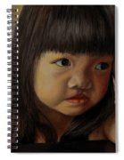 Amelie-an 8 Spiral Notebook