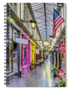America Cardiff Style Spiral Notebook