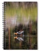 American Avocet 2 Spiral Notebook