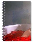 American Beauty Spiral Notebook