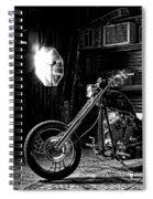 American Chopper Spiral Notebook