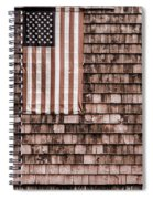 American Colors Of Maine Spiral Notebook