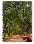 American Dream Drive 2 Spiral Notebook