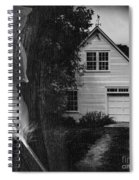 American Dream IIi Square Spiral Notebook