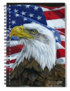 American Eagle Spiral Notebook