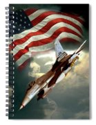 American Feedom  Spiral Notebook