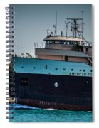 American Fortitude Spiral Notebook