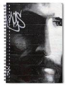 American Graffiti New Mexico 3 Spiral Notebook