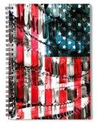 American Heroes Spiral Notebook