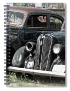 American History Spiral Notebook